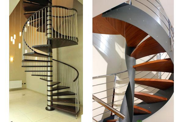 Designer Spiral Stairs And Staircases